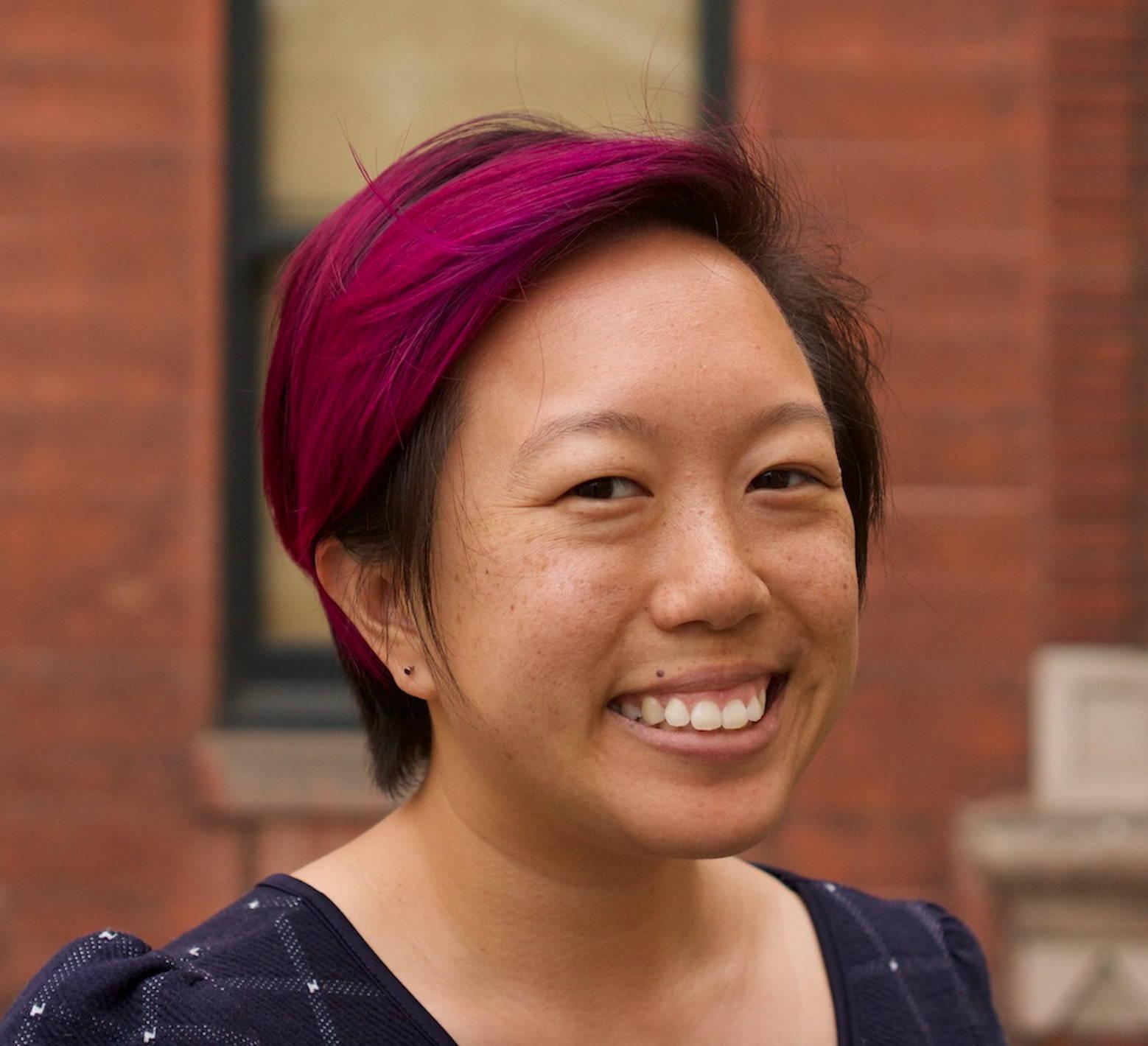 Tien Mimi Nguyen headshot