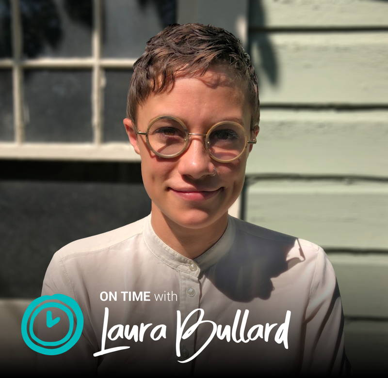On Time with Laura Bullard, Freelance Writer, Editor, & Fact-Checker