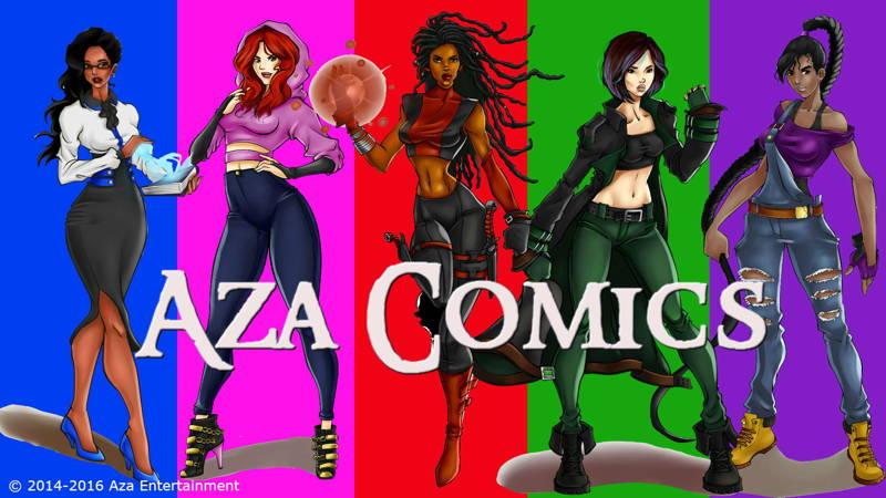 Cool CEO Alert: Empowering Women Through Comic Books