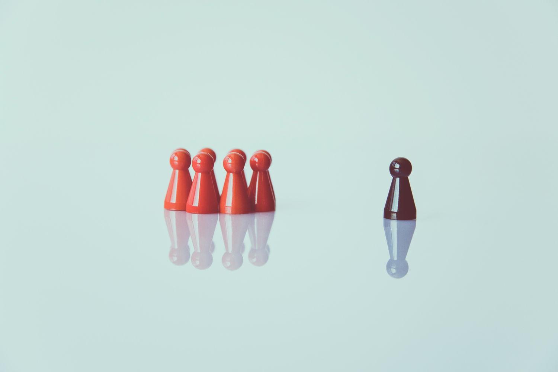 illustration of leadership