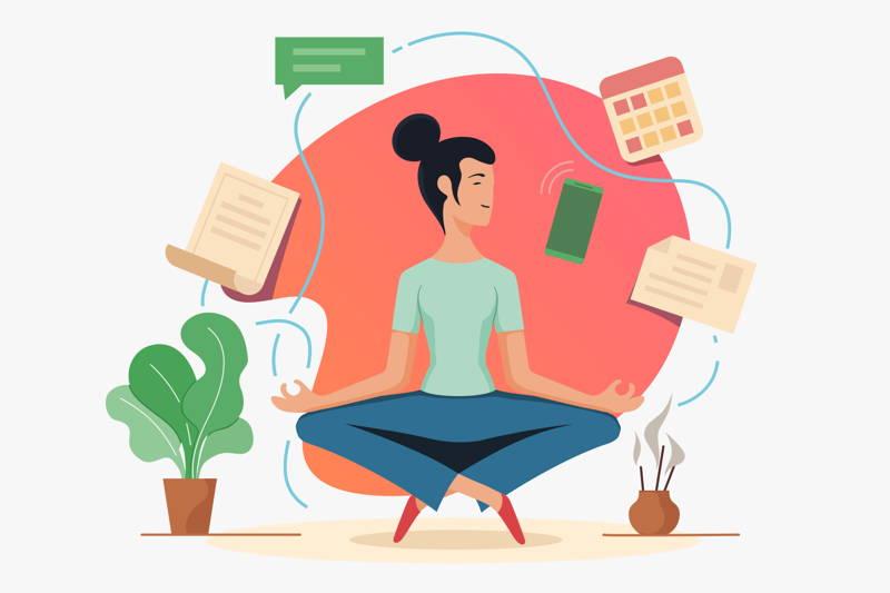 3 Ways to Get Better Work-Life Balance Starting Today