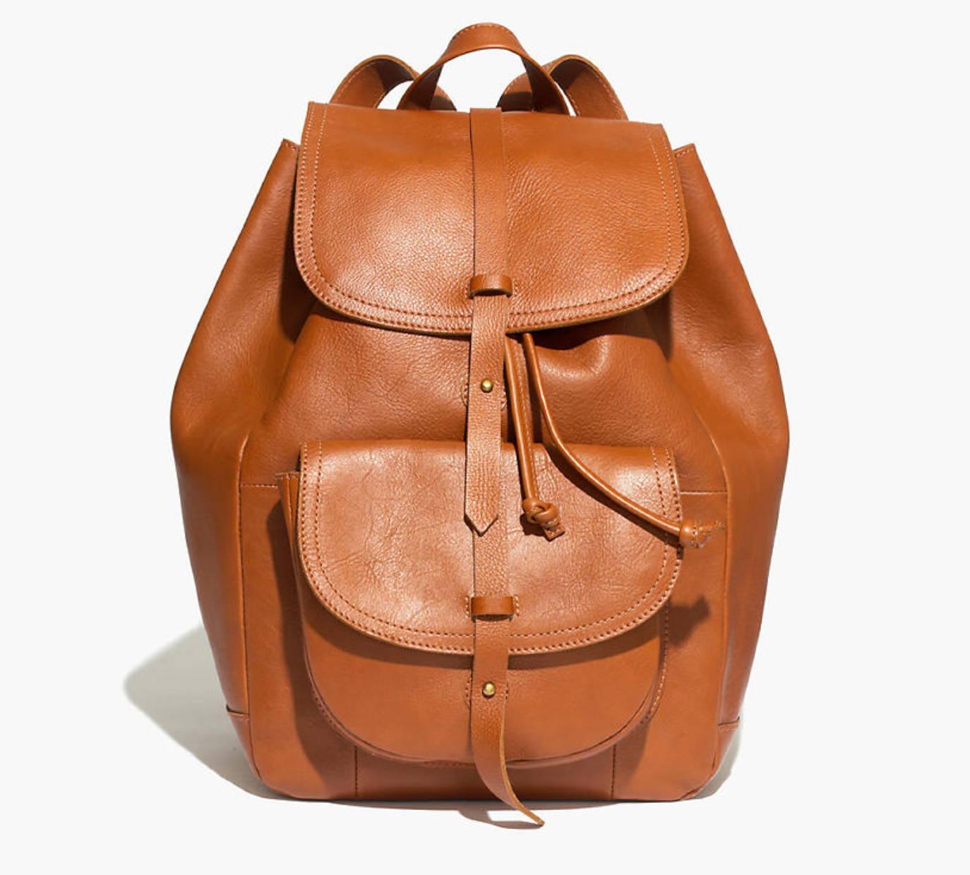 Madewell Transport rucksack