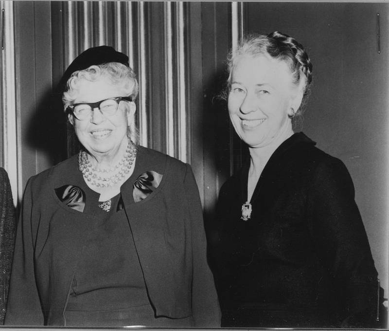Meet Equal Pay Pioneer Esther Peterson