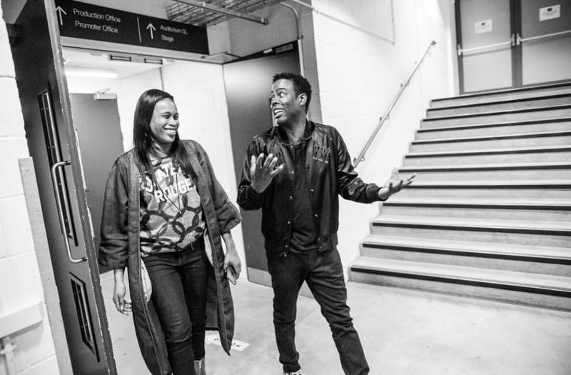 Looking for a Job in Logistics? Try Working with Nicki Minaj and Chris Rock for a Living